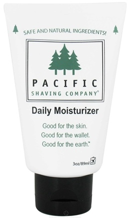 DROPPED: Pacific Shaving Company - Daily Moisturizer Fragrance-Free - 3 oz. CLEARANCE PRICED