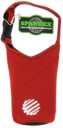 DROPPED: Blender Bottle - Insulated Sling Red - By Sundesa