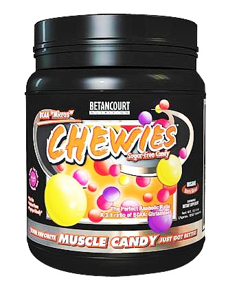 DROPPED: Betancourt Nutrition - Chewies BCAA Micros Sugar-Free Insane Berry Blend - 525 Tablets