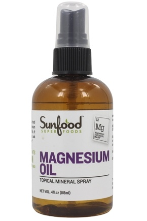Zoom View - Magnesium Oil Pure & Potent Soothing Topical Spray