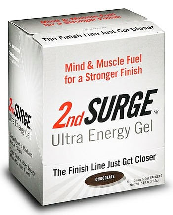 DROPPED: Endurox - 2nd Surge Ultra Energy Gel Chocolate - 29 Grams