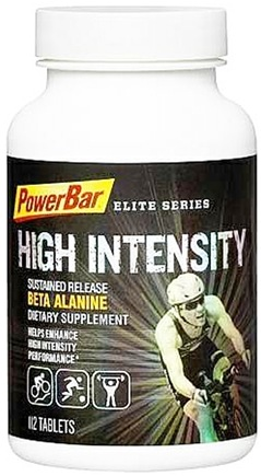 DROPPED: Powerbar - High Intensity Sustained Release Beta Alanine - 112 Tablets CLEARANCE PRICED