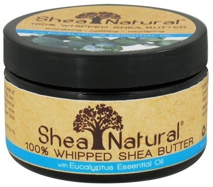 Zoom View - 100% Whipped Shea Butter