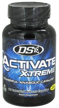 DROPPED: Driven Sports - Activate Xtreme Powerful Anabolic Catalyst - 120 Capsules CLEARANCE PRICED