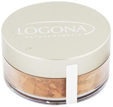 DROPPED: Logona - Loose Face Powder 02 Bronze - 7 Grams CLEARANCE PRICED
