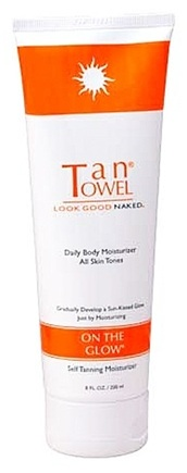 Zoom View - On The Glow Daily Body Self Tanning Moisturizer