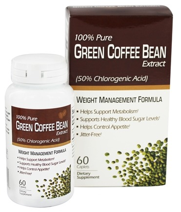 Dropped Windmill Health Products Green Coffee Bean Extract Weight Management Formula 400 Mg