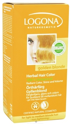 Zoom View - Herbal Hair Color 100% Botanical