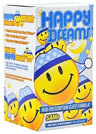 Zoom View - Happy Dreams Non-Prescription Sleep Formula