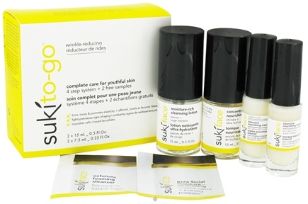 Zoom View - To-Go Wrinkle Reducing Complete Skin Care for Youthful Skin Kit