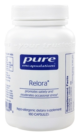 DROPPED: Pure Encapsulations - Relora - 180 Capsules