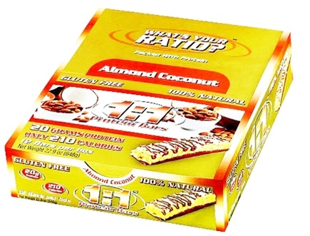 DROPPED: MetraGenix - 1:1 Protein Bar Almond Coconut - 1.9 oz.