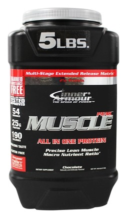 Zoom View - Muscle-Peak Whey Hydrolysate Enhanced