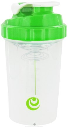 DROPPED: Spider Bottle - SpiderMix Mini Shaker Bottle Clear Green - 25 oz.