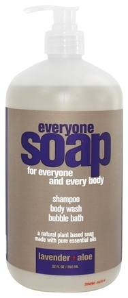 EO Products - Everyone Soap Lavender and Aloe - 32 fl. oz.