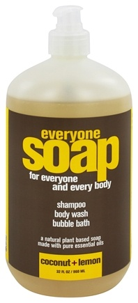 EO Products - Everyone Soap Coconut & Lemon - 32 oz.