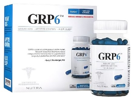 DROPPED: Pro Nutra - GRP6 Multi-Phase Delivery System - 30 Capsules CLEARANCE PRICED