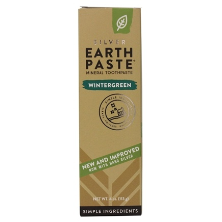 Zoom View - Earthpaste Amazingly Natural Toothpaste