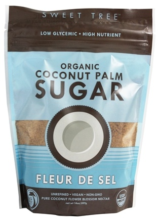 DROPPED: Big Tree Farms - Organic Coconut Palm Sugar Fleur De Sel - 14 oz.