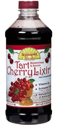 DROPPED: Dynamic Health - Tart CherryLixir Juice Concentrate Blend - 16 oz. CLEARANCE PRICED