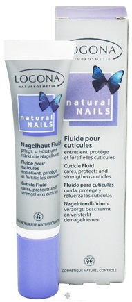 Zoom View - Natural Nails Cuticle Fluid
