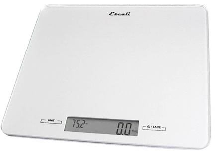 DROPPED: Escali - Alta High Capacity Digital Food Scale 2210G