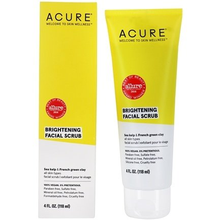 Zoom View - Brightening Facial Scrub