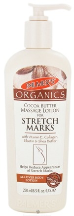 DROPPED: Palmer's Organics - Cocoa Butter Massage Lotion for Stretch Marks - 8.5 oz.