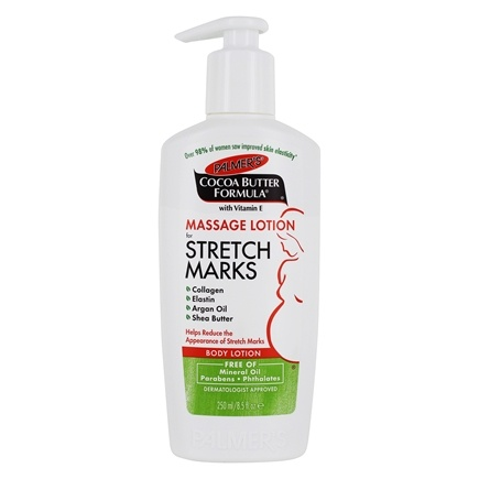 Zoom View - Cocoa Butter Formula Massage Lotion for Stretch Marks