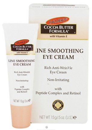 DROPPED: Palmer's - Cocoa Butter Formula Line Smoothing Eye Cream - 0.5 oz. CLEARANCE PRICED