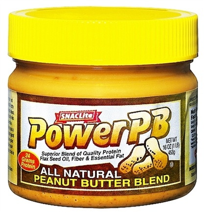 Zoom View - Power PB All Natural Peanut Butter Blend