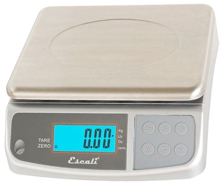 Zoom View - M-Series NSF Listed Multifunctional Digital Counting Scale With 33 lb Capacity