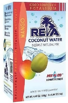 Zoom View - Reva Coconut Water Instant Natural Mix