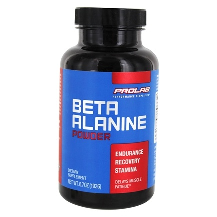 DROPPED: Prolab Nutrition - Beta Alanine Powder - 6.7 oz. CLEARANCE PRICED