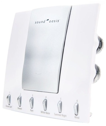 Sound Oasis - Sound Therapy System S-550-05
