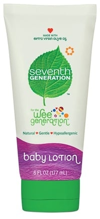 DROPPED: Seventh Generation - Baby Lotion - 6 oz. CLEARANCE PRICED
