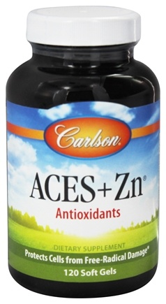 Zoom View - ACES + Zn Vitamins A, C, E plus Selenium and Zinc