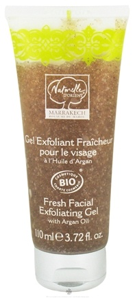 Zoom View - Fresh Facial Exfoliating Gel With Argan Oil