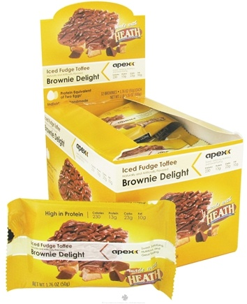 Zoom View - Heath Brownie Delight