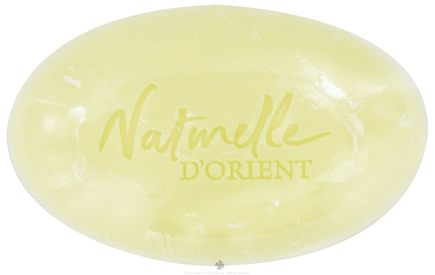 DROPPED: Naturelle d'Orient - Gentle Soap With Argan Oil Orange & Grapefruit - 4.4 oz.