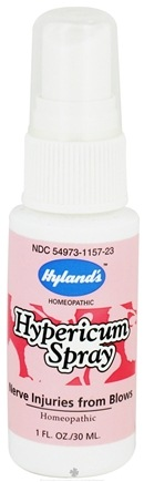 DROPPED: Hylands - Hypericum Spray - 1 oz. CLEARANCE PRICED