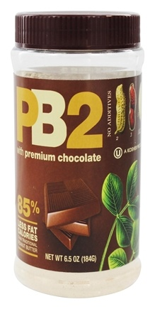 PB2 - Powdered Peanut Butter Chocolate - 6.5 oz.