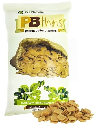 DROPPED: PB2 - PB Thins Peanut Butter Crackers - 7 oz.