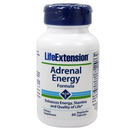 Zoom View - Adrenal Energy Formula