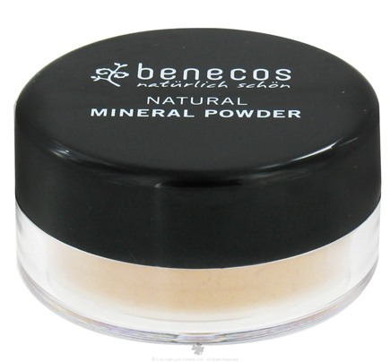 DROPPED: Benecos - Natural Mineral Powder Golden Hazelnut - 10 Gram(s) CLEARANCE PRICED