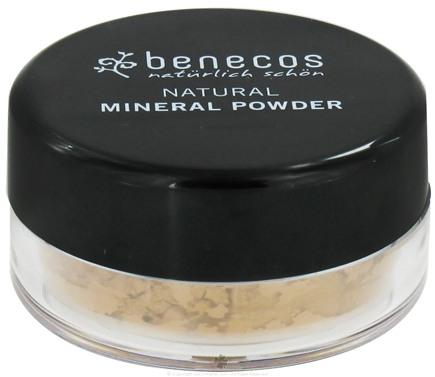 DROPPED: Benecos - Natural Mineral Powder Light Sand - 10 Gram(s)