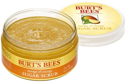 DROPPED: Burt's Bees - Sugar Scrub Mango & Orange - 8 oz.