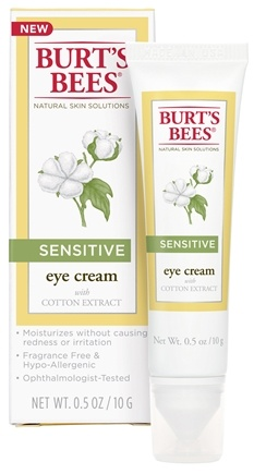 DROPPED: Burt's Bees - Natural Acne Solutions Sensitive Eye Cream - 0.5 oz.