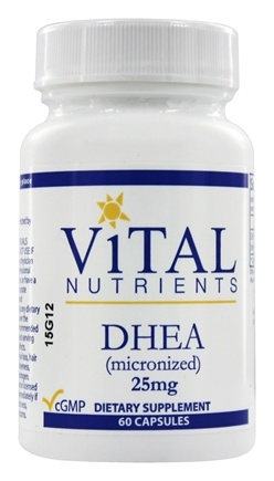 Zoom View - DHEA Micronized