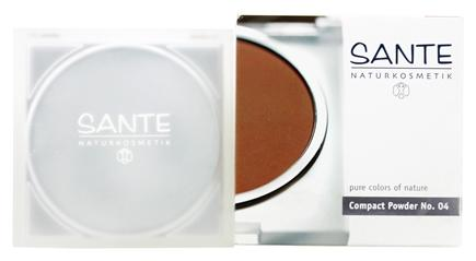DROPPED: Sante - Pressed Compact Powder 04 Summer Tan - 9 Grams CLEARANCE PRICED